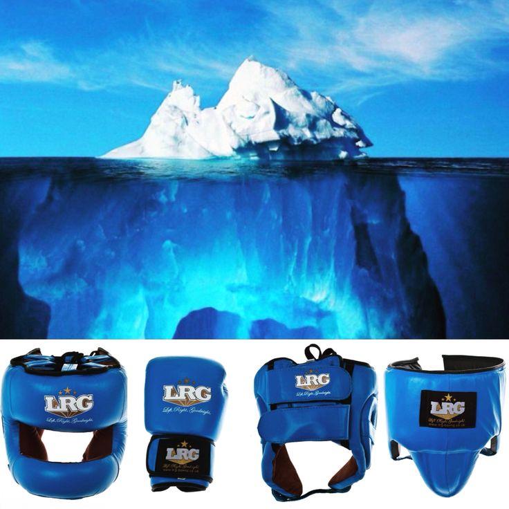 LRG boxing equipment.  Beautifully made.  Perfect gift!