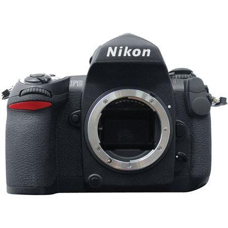 Nikon F6 35mm Autofocus SLR Camera Body - USA