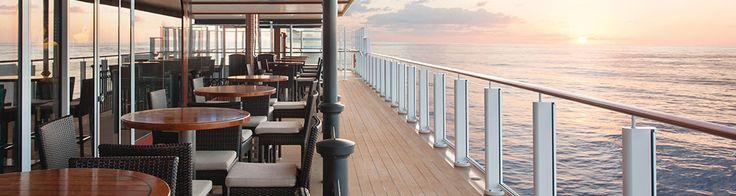 """NCL: a bordo della Norwegian Escape le innovative """"678 Ocean Place"""" e """"The Waterfront"""""""