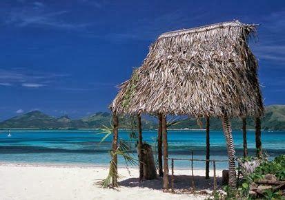 As Ilhas Mamanuca são realmente paradisíacas, no meu primeiro tour tive a sensação de estar vivendo um sonho, uma miragem ou melhor, a cena de um filme.