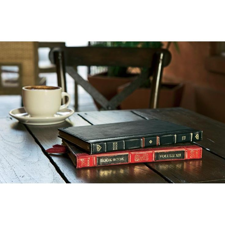 Twelve South BookBook for iPad Mini / 2 / 3 / 4 - Black | by Covers Online