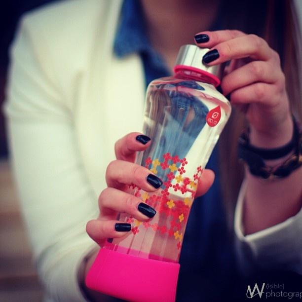 @Eva Kosec @EvaKosec | My beautiful @EQUA bottle always with me #equa #water #bottle #photoshoot | Webstagram - the best Instagram viewer