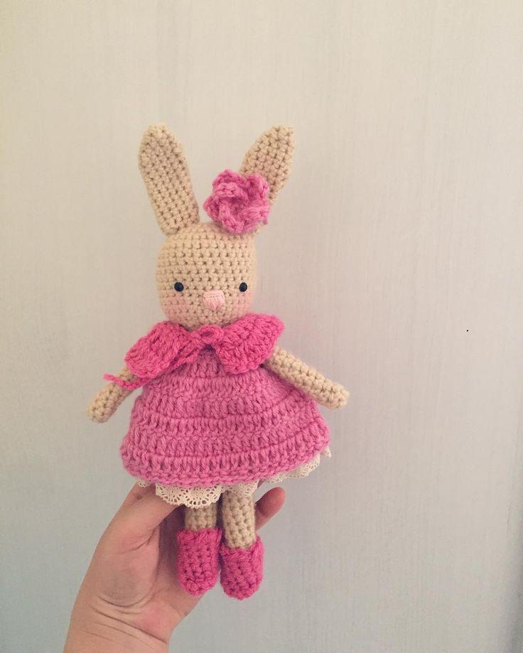 Amigurumi Pattern Generator : Bunny No 55 #amigurumi #gift #handmade #doll #bunny # ...