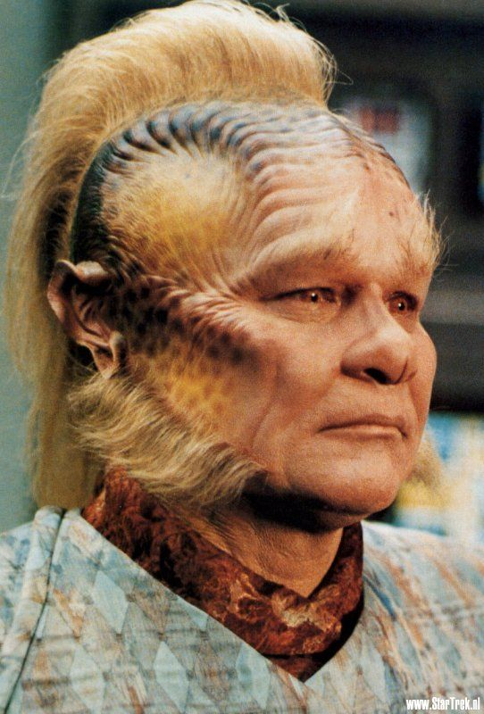 Love Neelix, the best person to have around when you feel low......