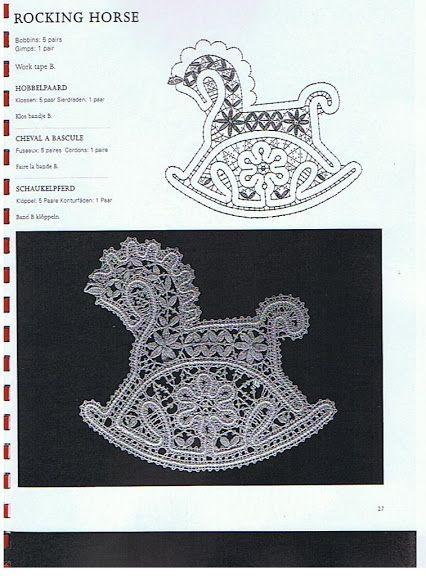Korableva y Cook - Russian lace patterns - lini diaz - Picasa Web Albums