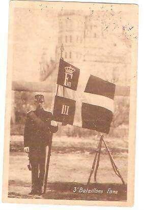 Soldat ved Kronborg