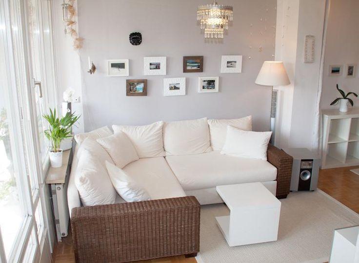 Kleines Wohnzimmer Gemutlich Einrichten. Offener Wohnplan Kleines