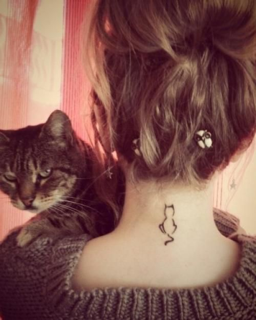 Werelddierendag: leuke tattoos - Homepage - Tattoo - Flair