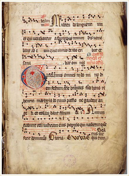 By Jenny Weston As a researcher studying the reading habits of medieval monks, I spend a great deal of time pondering the 'world of the monk'. While I usually focus on the books that th…
