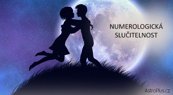 Numerologická slučitelnost  AstroPluscz