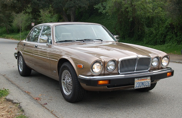 jaguar xj6 series iii 1987 neat o pinterest. Black Bedroom Furniture Sets. Home Design Ideas