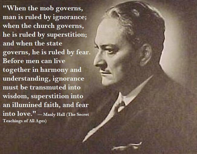 """Aporia Politico: """"When the mob governs..."""""""
