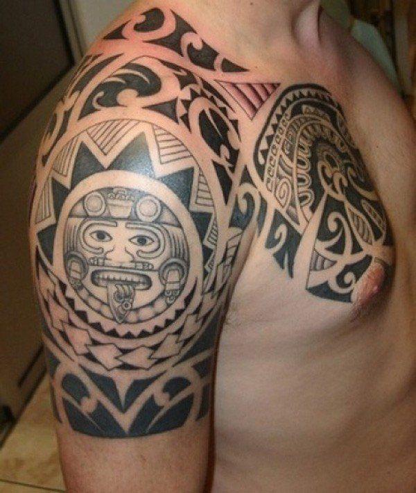 35 awesome maori tattoo designs maori tattoo designs. Black Bedroom Furniture Sets. Home Design Ideas