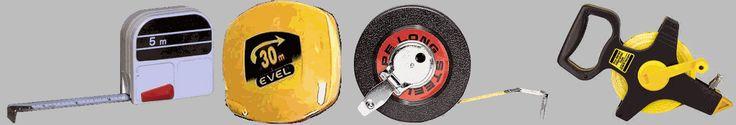Una cinta métrica , un flexómetro o simplemente metro es un instrumento de medida que consiste en una cinta flexible graduada y que se puede enrollar, haciendo que el transporte sea más fácil. También con ella se pueden medir líneas y superficies curvas.