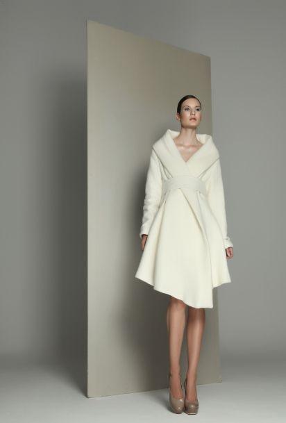 Coat W002   Kamila Gawronska-Kasperska - Online Shop