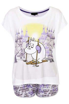 Moomin Pyjama Set - Sleepwear  - Clothing