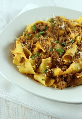 Duck Bolognese: Exploring a Classic Meat Sauce with a New Twist - Solid Gold Eats