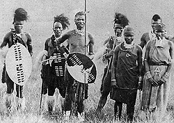 The Bambatha Uprising was a Zulu revolt against British rule and taxation in Natal, South Africa, in 1906. The revolt was led by Bambatha kaMancinza (ca. 1860-1906?), leader of the amaZondi clan of the Zulu people, who lived in the Mpanza Valley, a district near Greytown, KwaZulu-Natal.