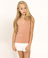 Ava And Ever Girls Coco Top