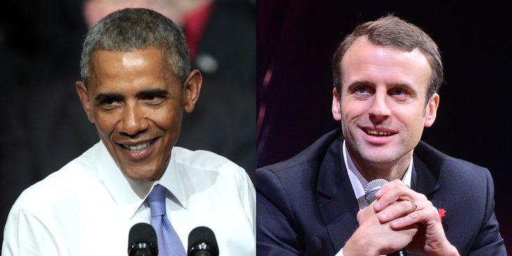 Alt-right wages meme war over France election as Obama endorses Macron