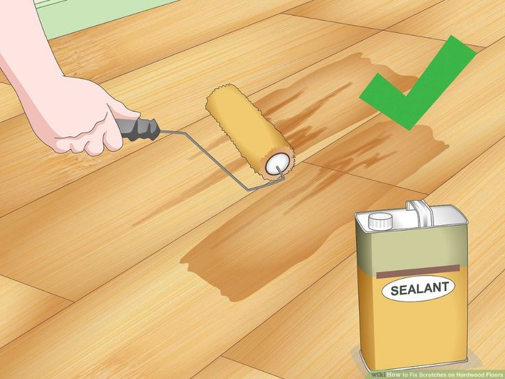 4 ways to fix scratches on hardwood floors wikihow in 2020
