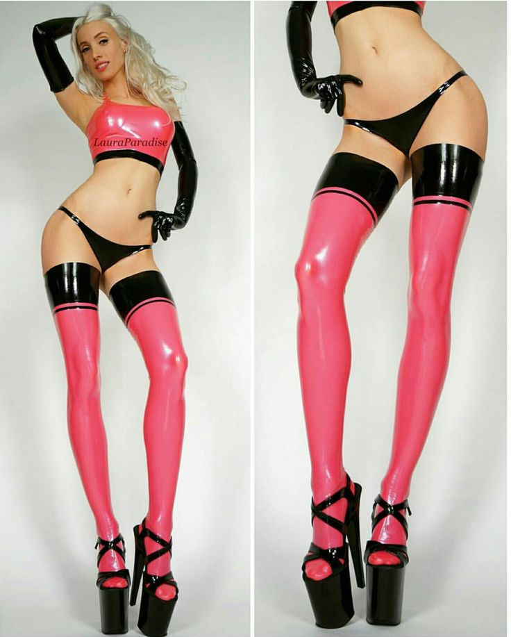 Laura Paradise Latex
