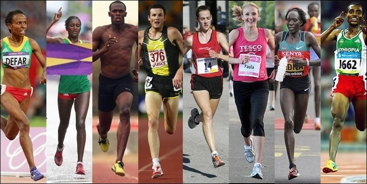 What do these runners have in common? They have won either Olympic gold medals or smashed world records over and over again, AND, they are NOT heel strikers. They are forefoot strikers! http://runforefoot.com/heel-striking-is-a-dangerous-way-to-run/