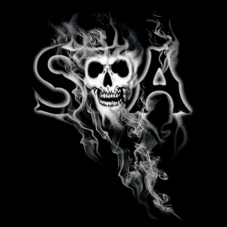 BikerOrNot Store - Sons Of Anarchy - Smokin' Reaper T-Shirt, $20.97 (http://store.bikerornot.com/sons-of-anarchy-smokin-reaper-t-shirt/)
