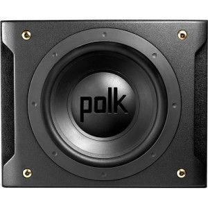 Polk Audio 12Dual Voice Coil Loaded Subwoofer Enclosure