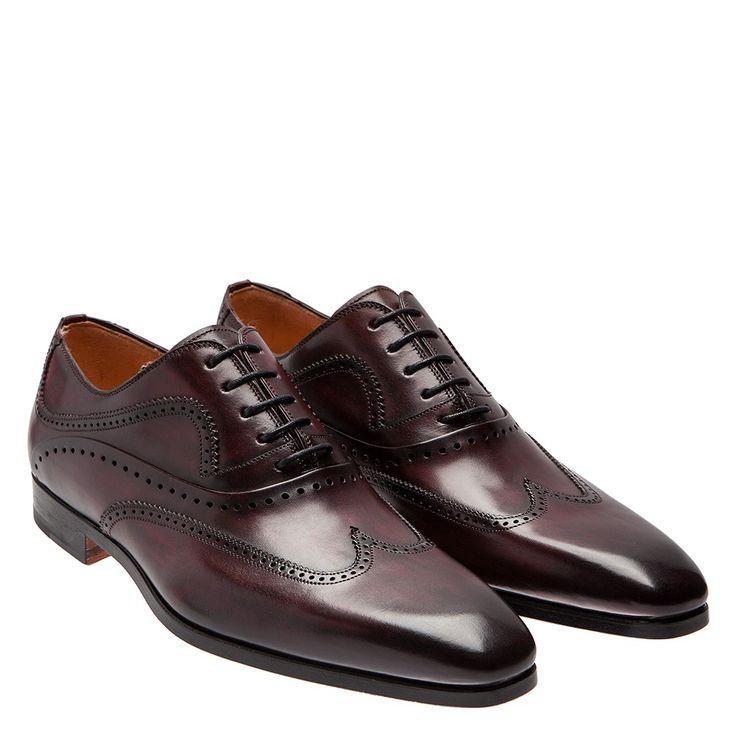 Zapatos Magnanni 17105 Burdeos | Zapateria online TASCON