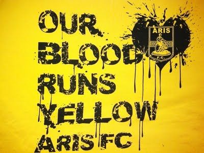 OUR BLOOD RUNS YELLOW