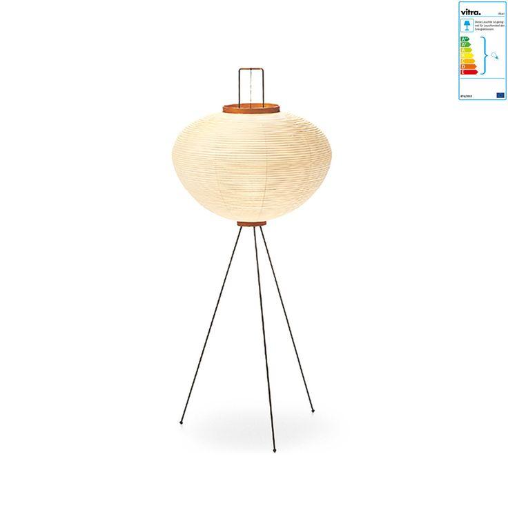 Vitra - Akari 10A Stehleuchte Jetzt bestellen unter: https://moebel.ladendirekt.de/lampen/stehlampen/standleuchten/?uid=3a0a05d3-525d-54bb-95cc-8e7e94eb7b52&utm_source=pinterest&utm_medium=pin&utm_campaign=boards #stehlampen #leuchten #lampen