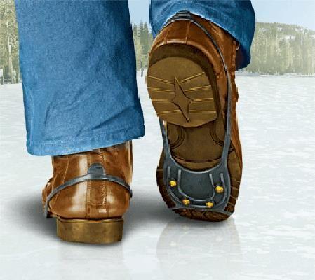 Что сделать когда скользит обувь