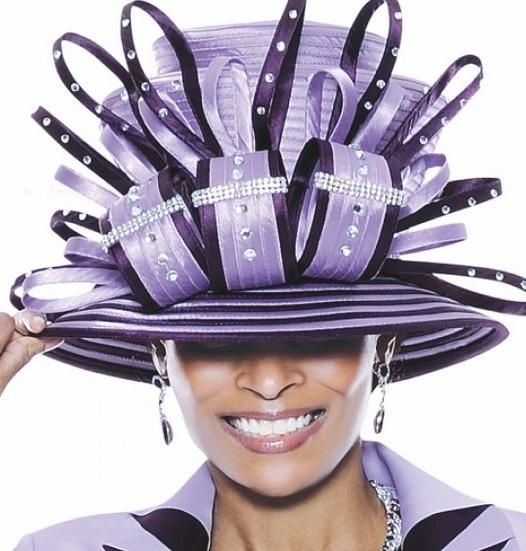 hat by Gorgeous Sundays.