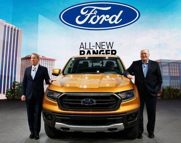 Ford Plans To Spend 11bn On 40 New Electric Car Models By 2022 Bill Ford Executive Chairman Of Ford And Jim Hackett President And In 2020 Ford Hybrid Car Car Model