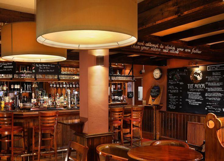 The Moon, Storrington - pub, bar, restaurant and takeaway