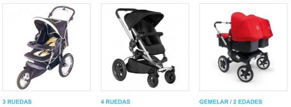 Cochecitos Bugaboo® baratos - Comprar carrito Bugaboo nuevo y de segunda Mano - BabyEco
