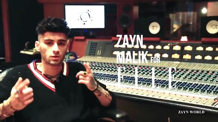 Zayn Talking about India | He Loves India | ELLE | His fav. Bollywood songs, Movies etc. - YouTube