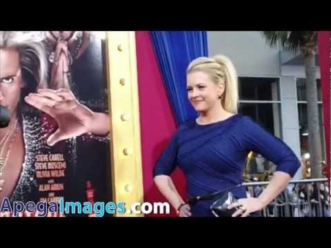 Melissa Joan Hart and Mark Wilkerson attend the Premiere of 'The Incredible Burt Wonderstone'