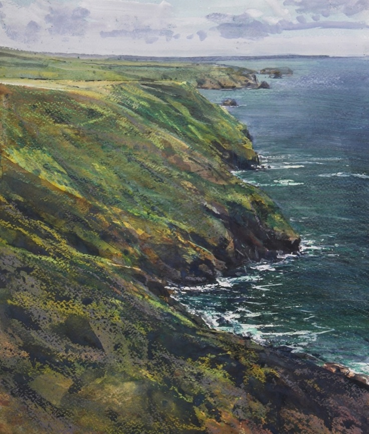 Paul Lewin   From High Cliff to Tintagel