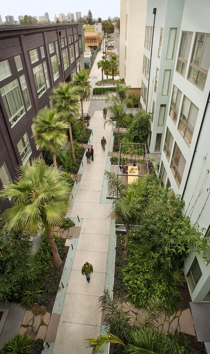 Courtyard landscape architecture google search for Landscaping a courtyard pictures