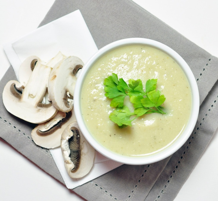 Cauliflower and white bean soup #vegan | Sinful(less) Soups | Pintere ...