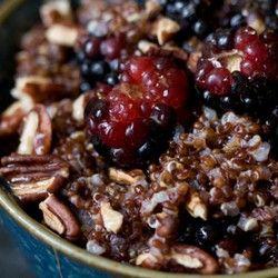 ... Quinoa? on Pinterest   Benefits of quinoa, Quinoa pilaf and Quinoa