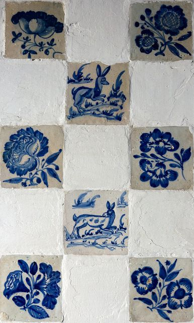 Évora Tiles - azulejos from Portugal