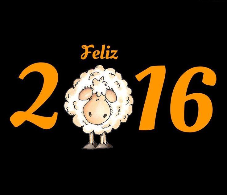 Que seja abençoado pelo nosso senhor Jesus Cristo,que tenhamos mais amor para transmitir e que o afeto só faça crescer...Feliz 2016!!!