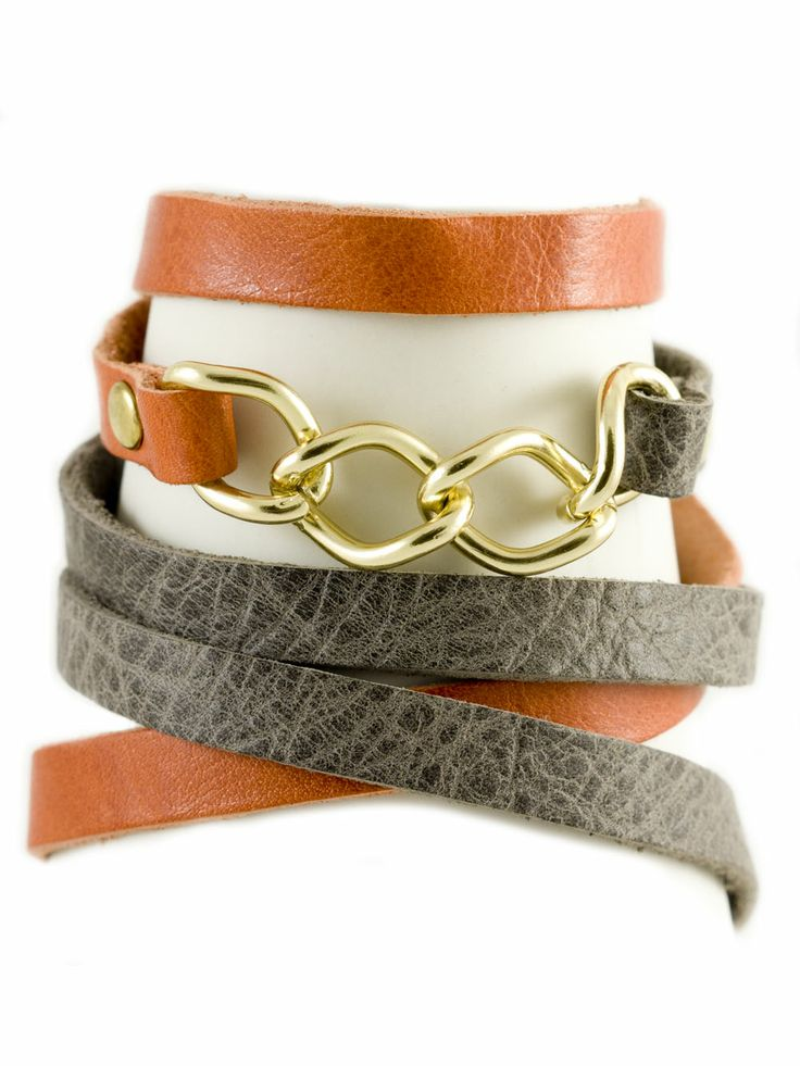 #bracelet #leather #handmade #spring2014 #fashion #accessorize