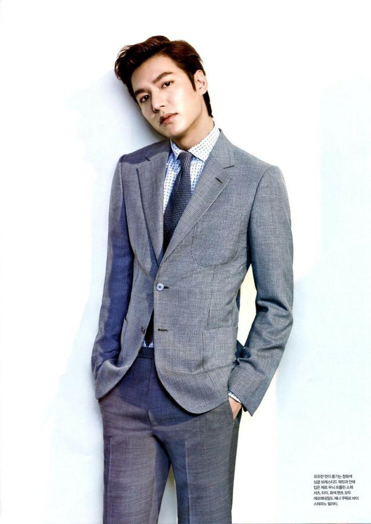 cr:letto_ @ Naver blog  Minho for L'Officiel Hommes 9/9