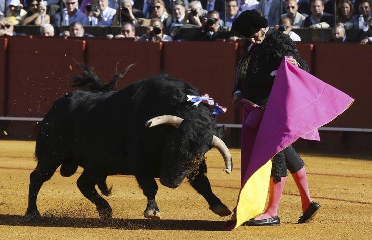 Morante de la Puebla se retira por tercera vez...