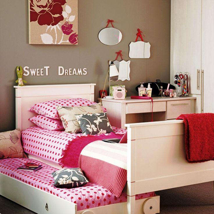 Bedroom Design For Teen Girls
