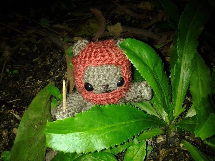 Crochet Ewok - Imgur Crochet Pinterest Ewok and Crochet